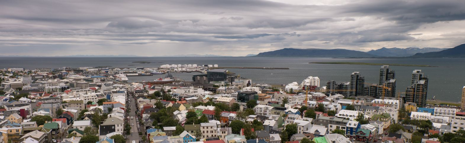 Picture of Reykjavik